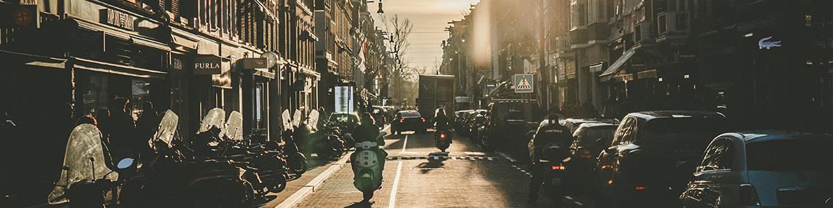 elektrische-scooter-amsterdam