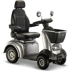IVA Q1000 Scootmobiel Zilver
