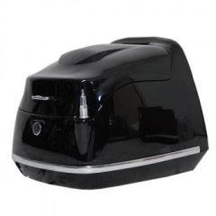 Senzo Retro Koffer Zwart