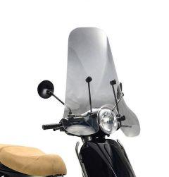 Senzo Riva XL Windscherm 74 cm Smoke