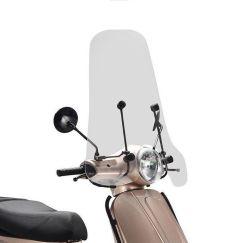 Senzo RivaLux XL Windscherm 74 cm Transparant