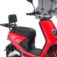 IVA E-GO S4 Special Zadel Zwart