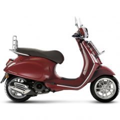 Vespa Primavera Touring Bordeauxrood