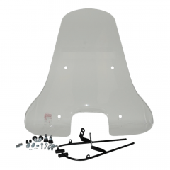 Senzo RivaLux S Hoog Windscherm 53 cm Transparant