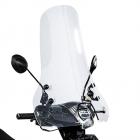 Senzo SP50 Hoog Windscherm Transparant