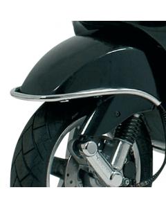 Vespa Sprint/Primavera Voorspatbordbeugel Zwart Origineel